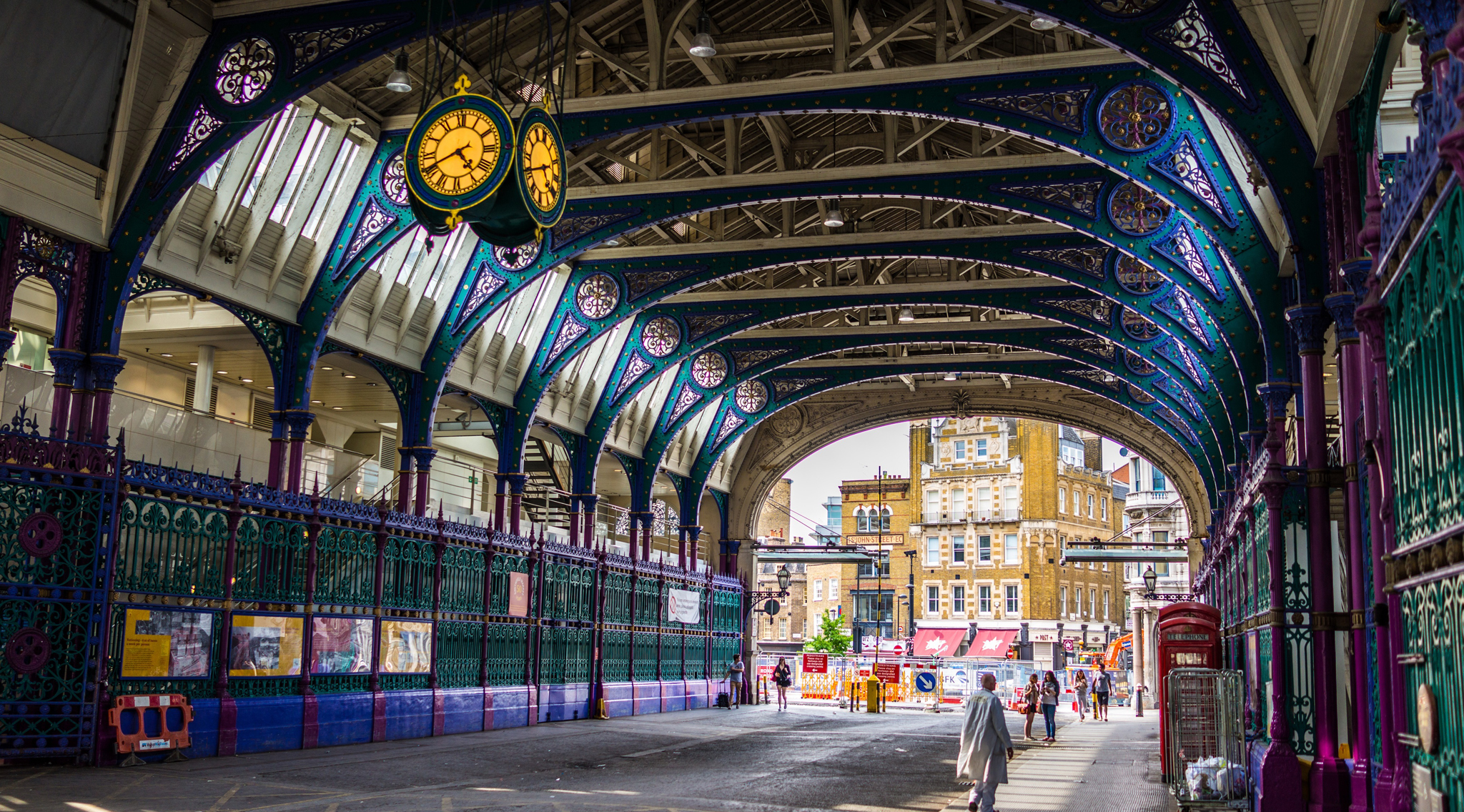 London Underground Stations That Are Listed Buildings