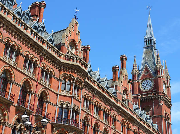 London St Pancras is named Europe's best railway station