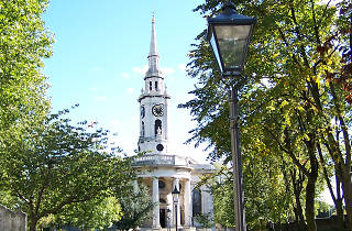 Best buildings in London: st pauls deptford