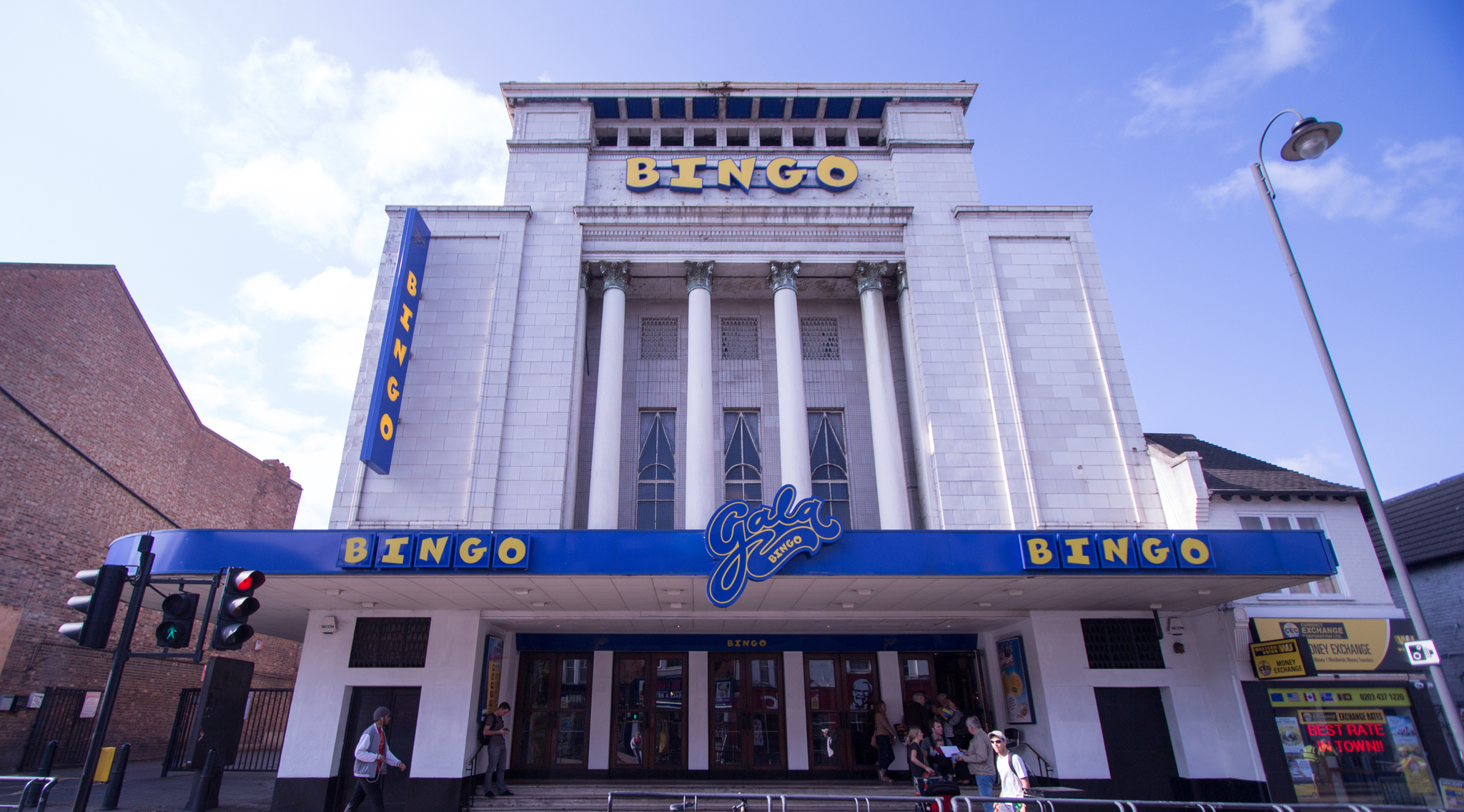 Best buildings in London: Tooting Gala Bingo Hall