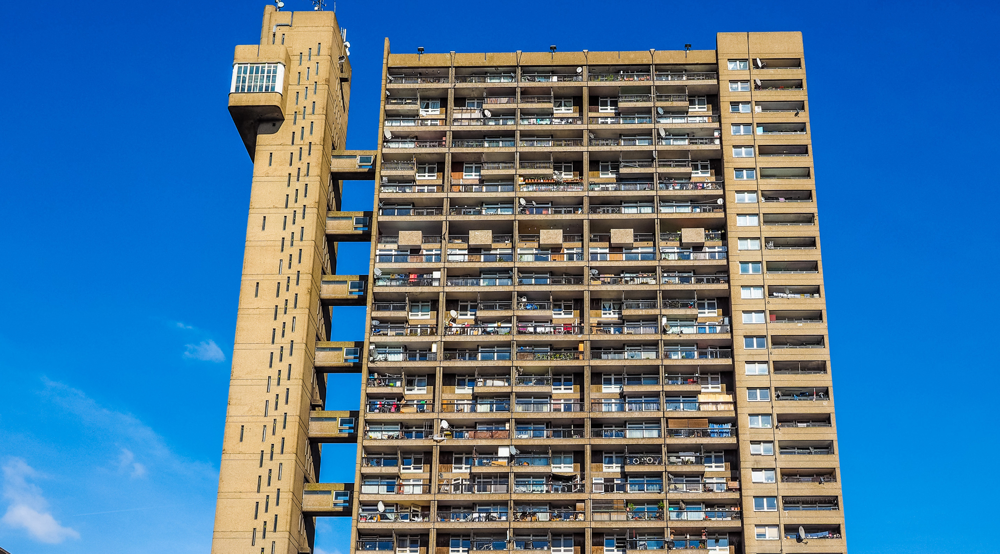 Best buildings in London: Trellick Tower