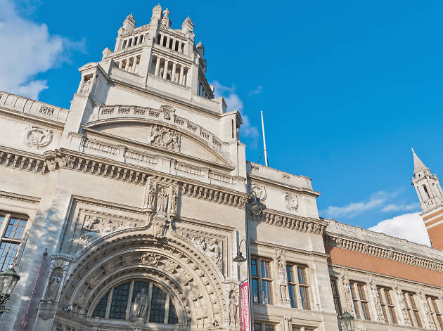 Best buildings in London: V&A
