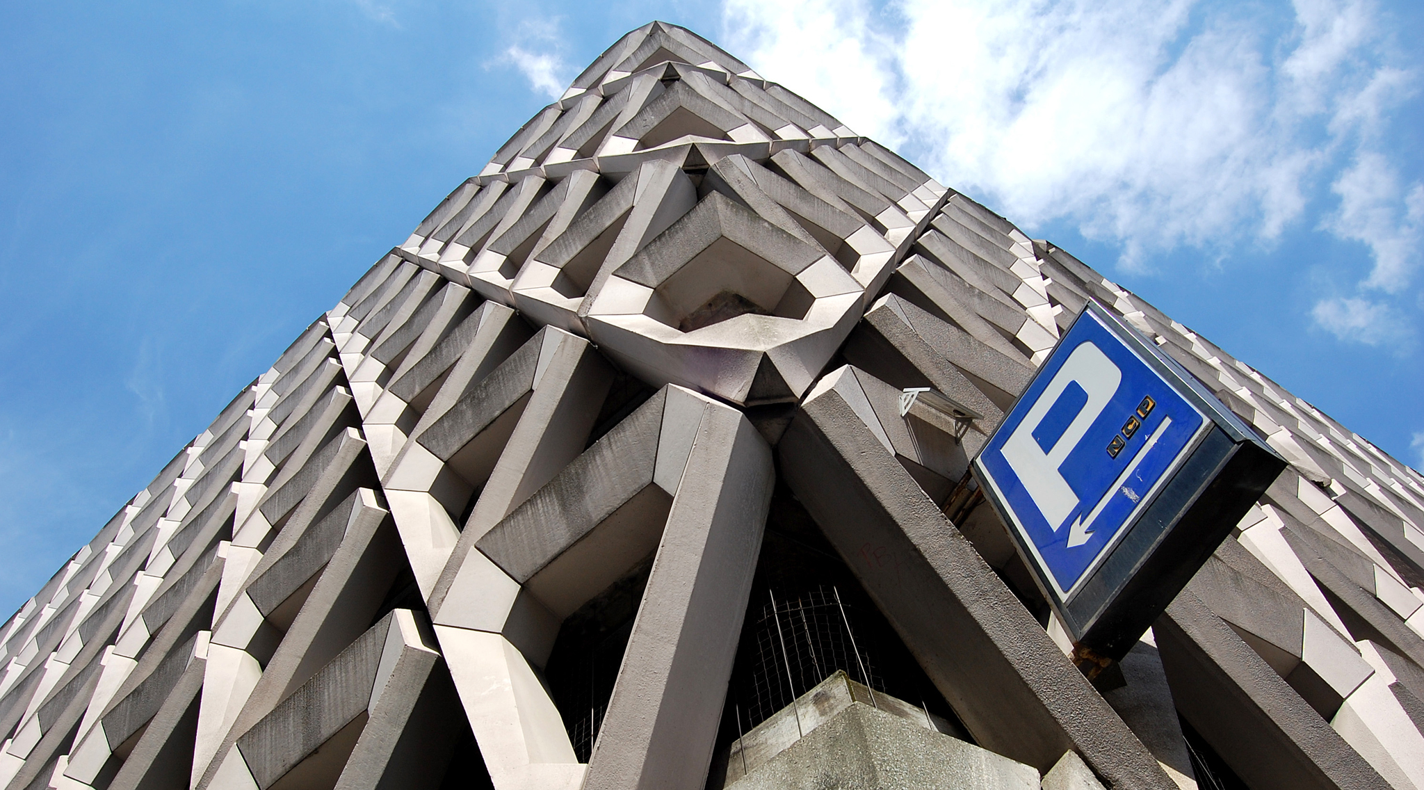 Best buildings in London: Welbeck Street car park