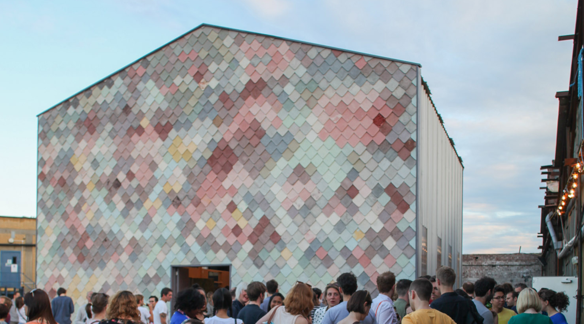 Best buildings in London: yardhouse