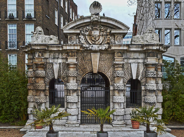 Best buildings in London: York House Water Gate