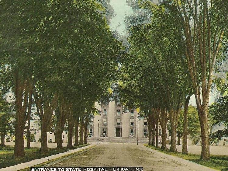 Utica State Hospital, Utica