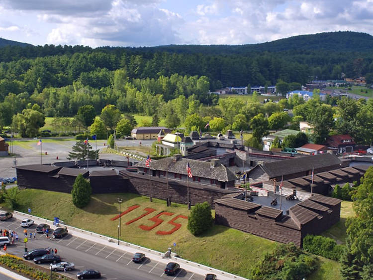 Fort William Henry Museum, Lake George