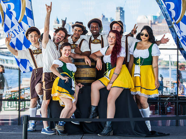 The best events for Oktoberfest in NYC