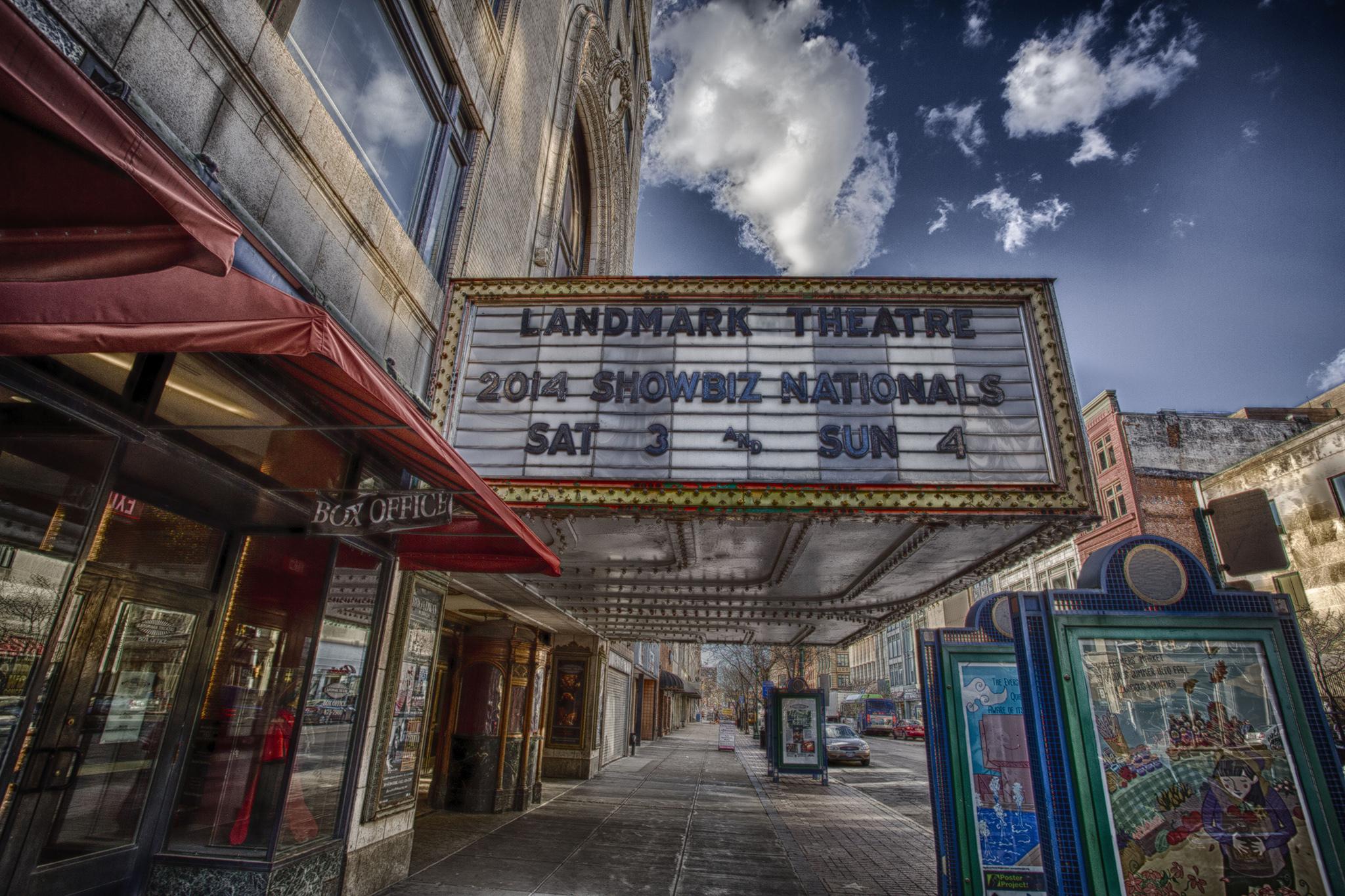 Landmark theater syracuse