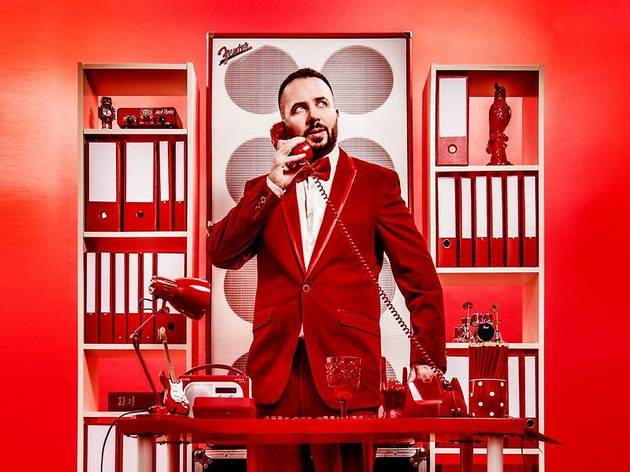 100 Club Presents with Abandoman