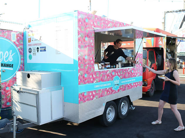 Five food truck precincts will open in Melbourne next year