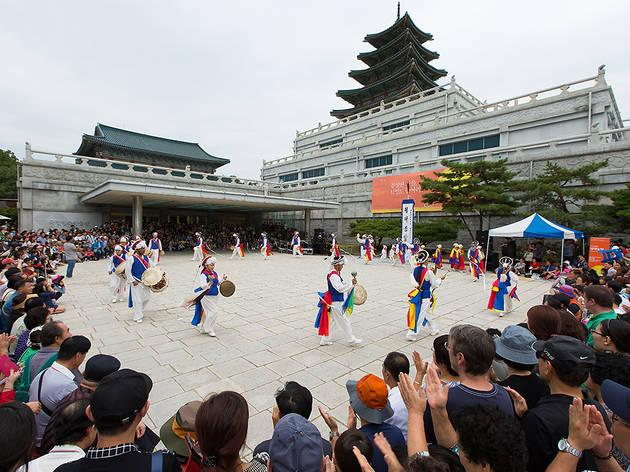 Chuseok events list up