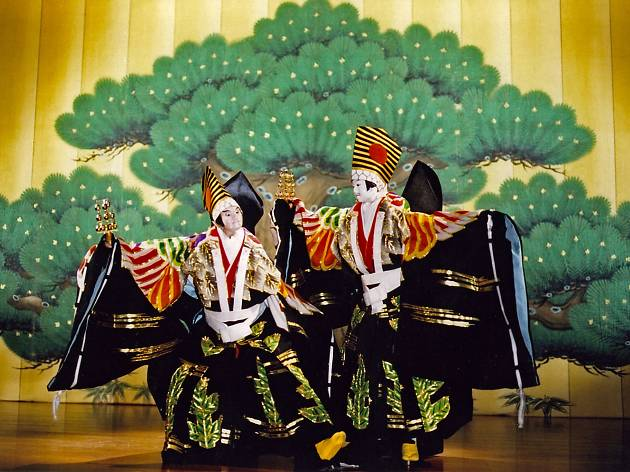 伝承のたまてばこ~多摩伝統文化フェスティバル2016~