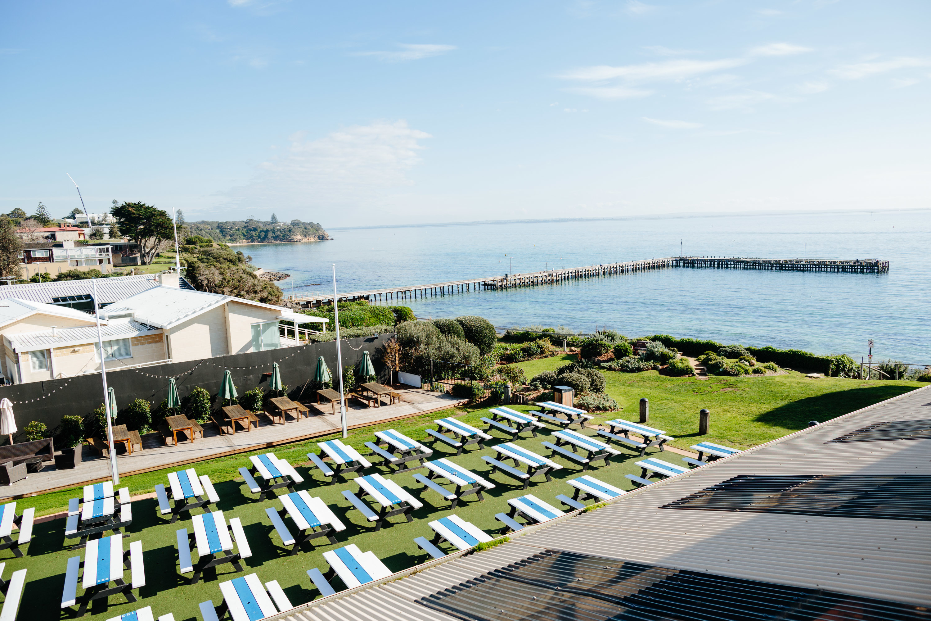 Portsea Hotel outdoors