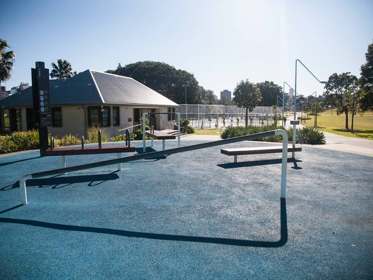 Prince Alfred Park Outdoor Gym