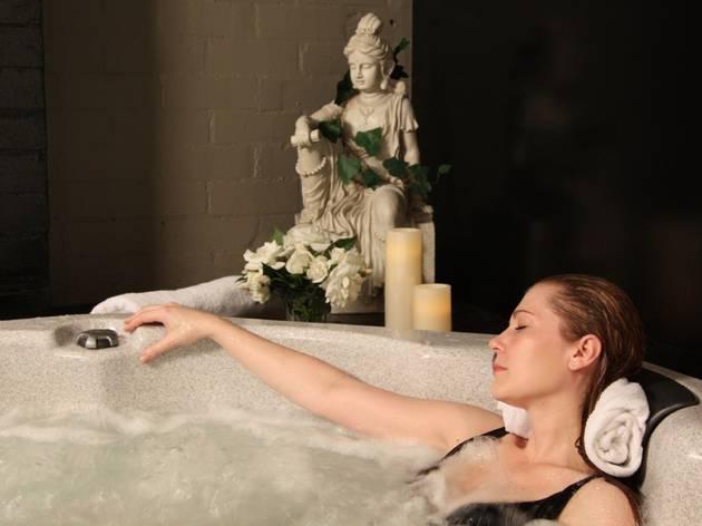 Best for affordable indulgence... Balmain Bath House