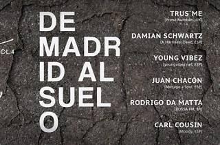 De Madrid al suelo