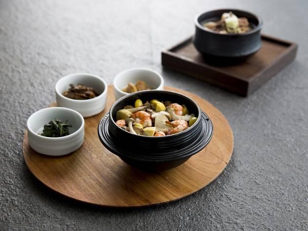 레스토랑 '하노루'의 제주 가을진미 정식 @ 해비치 호텔앤드리조트
