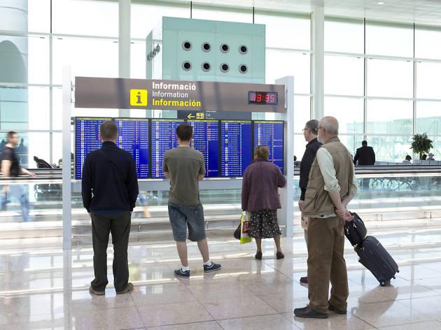 De l'aeroport de Barcelona al món (per pocs calés)