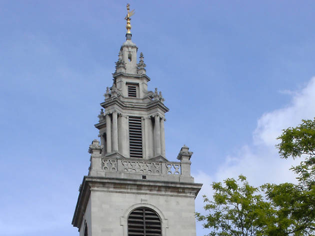 Best buildings in London: st james