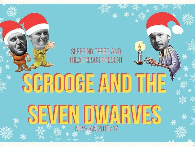Scrooge and the Seven Dwarfs