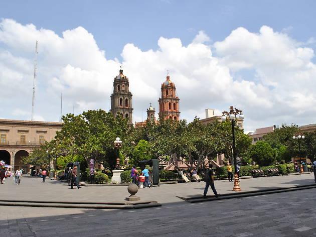 Lugares imperdibles en San Luis Potosí