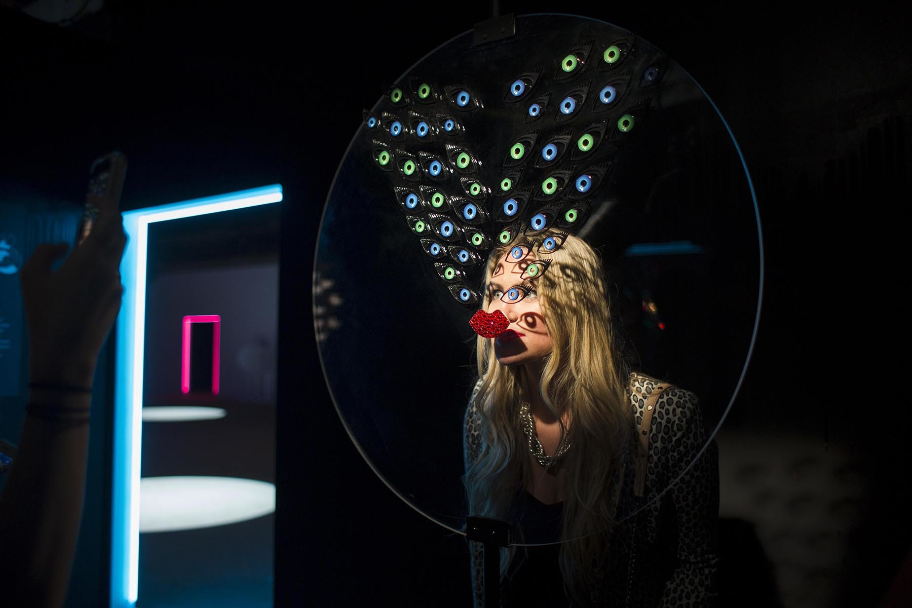 Check out Refinery29\u0027s amazing and immersive funhouse this weekend
