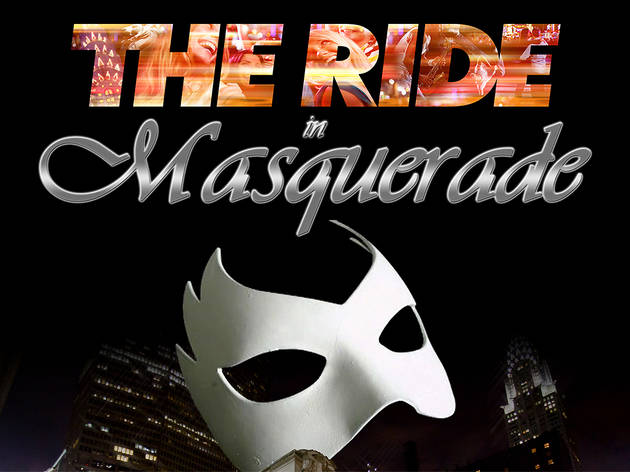 The Ride in Masquerade
