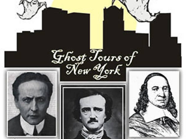 Ghosts of New York walking tours