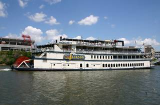 General Jackson Riverboat Cruise