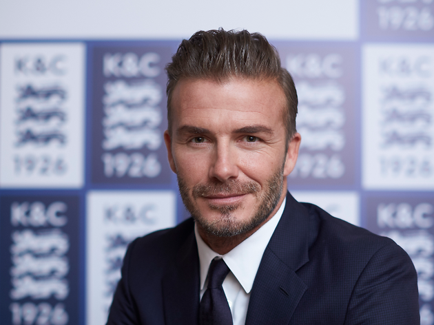 Interview: David Beckham on his love of Hong Kong and his universal appeal
