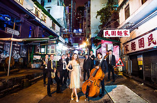 Jolie Chan Great Gatsby Band