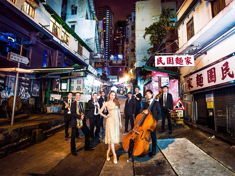 Jolie Chan & The Great Gatsby Band