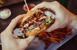 Burger konusu