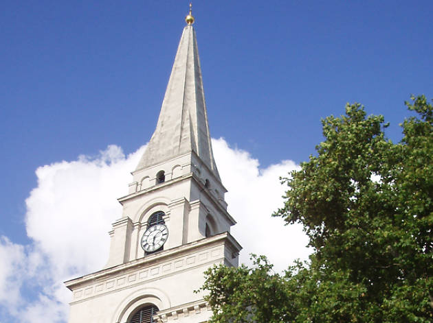 Best buildings in London: Christ Church Spitalfields