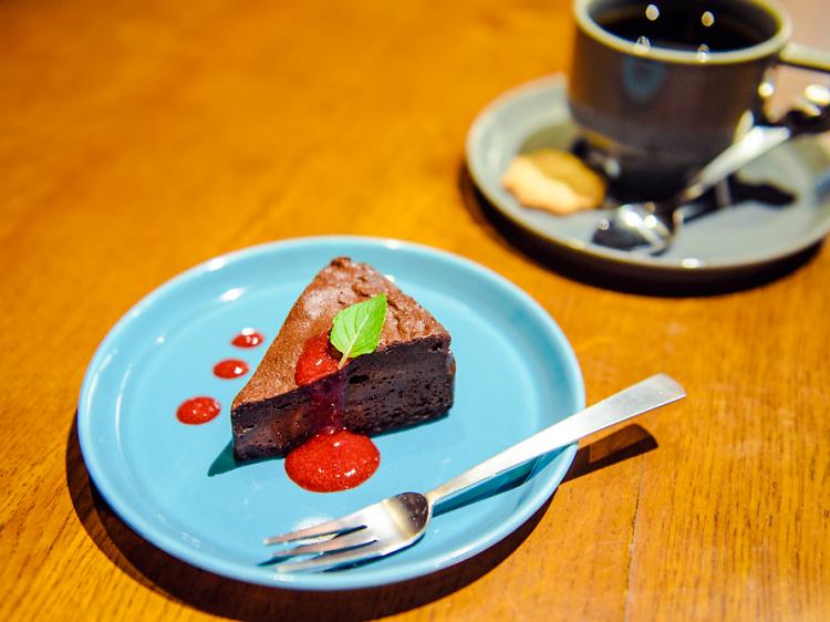 Rengetsu Café