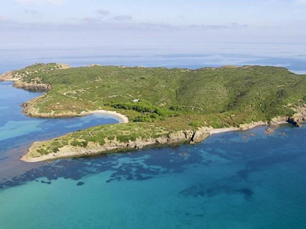 illa menorca