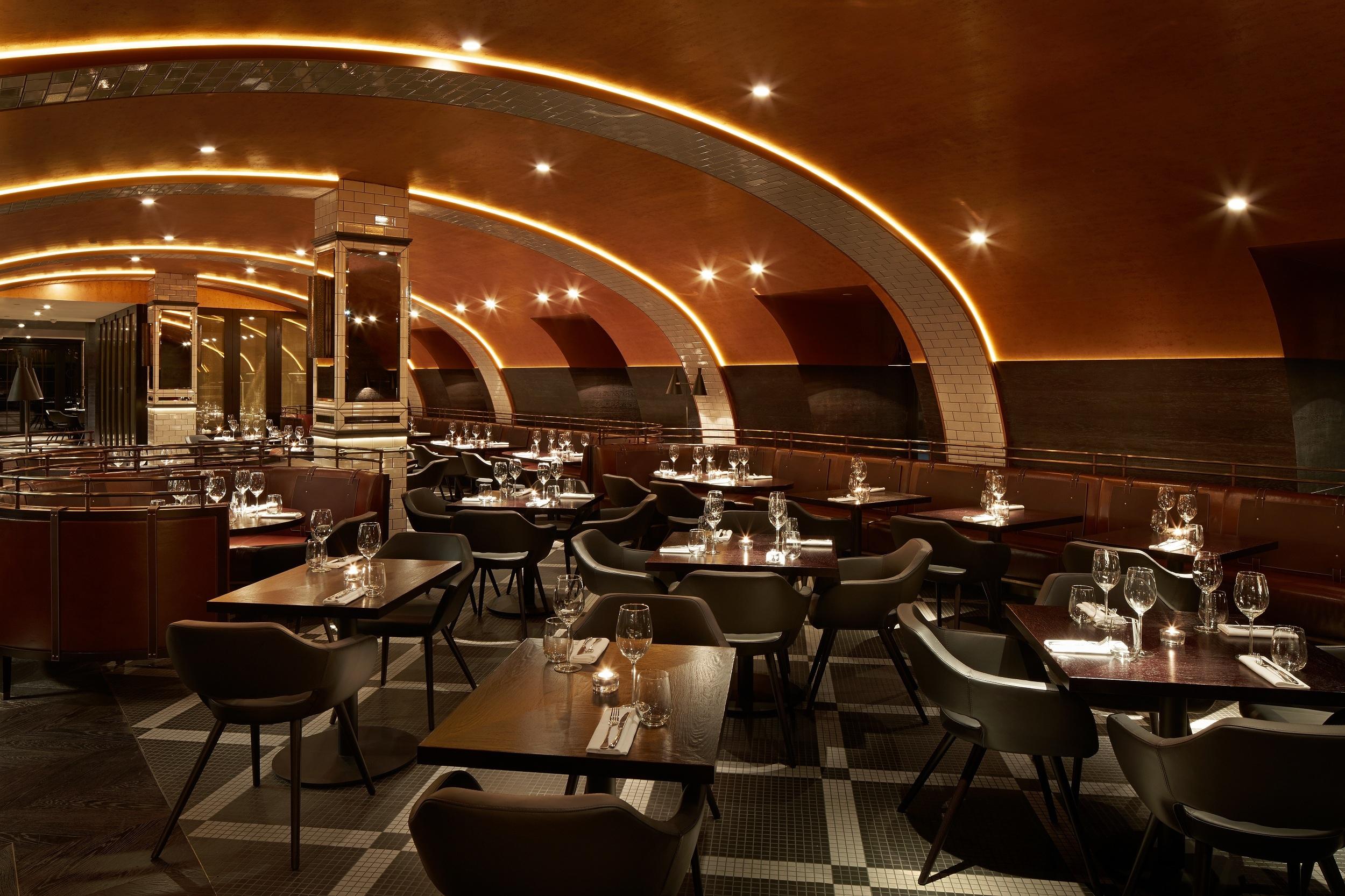 Aqua Nueva Restaurants In Soho London