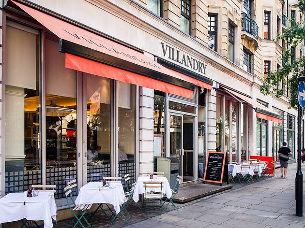 Villandry - Great Portland Street