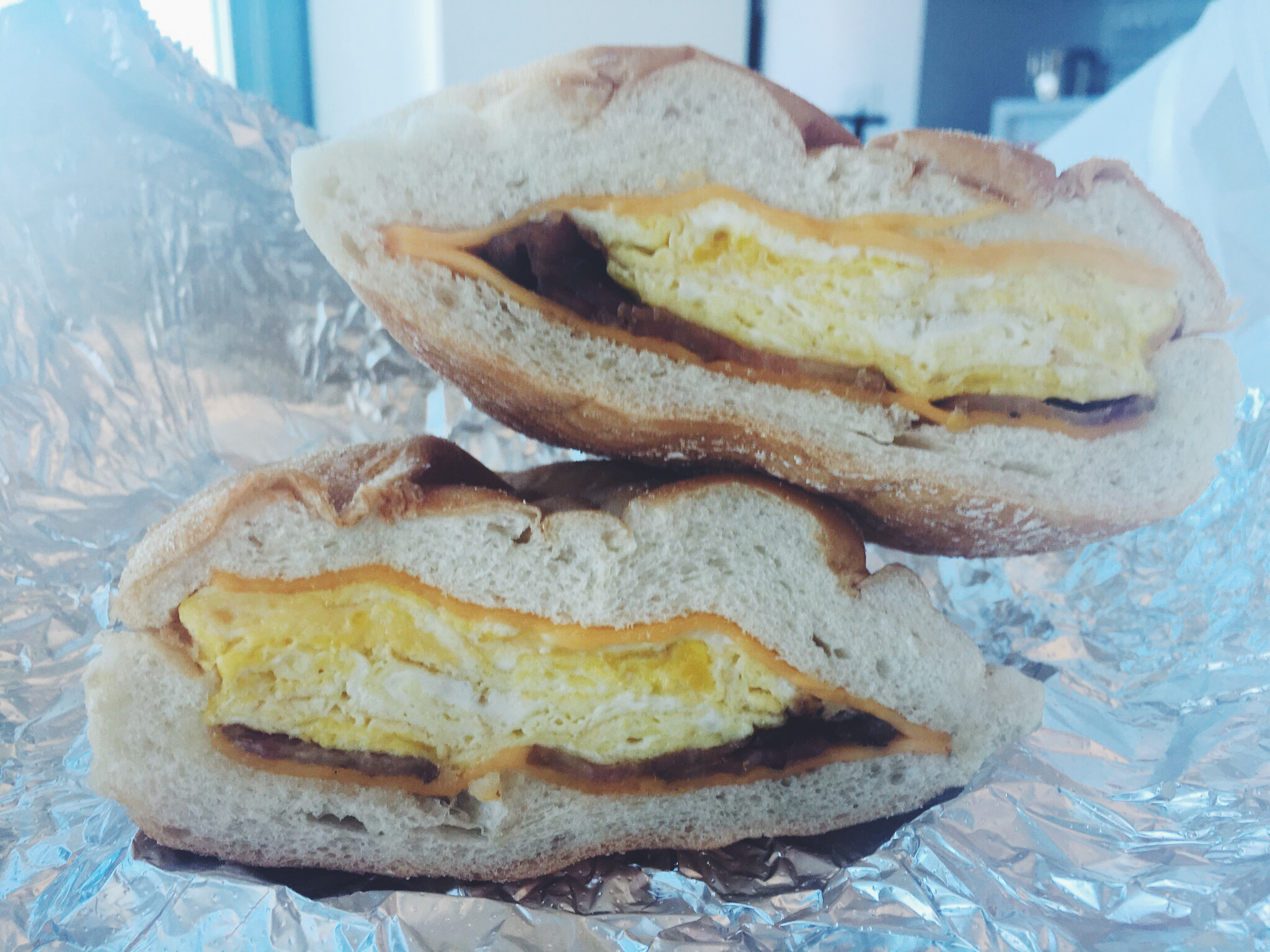 Cranberry's, The best bacon egg and cheese sandwich in NYC, Cranberry's