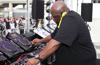 Tony Humphries Japan Tour 2016