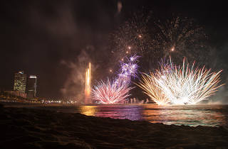 La Mercè 2016: Fireworks shows
