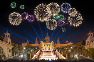 La Mercè 2016: Piromusical