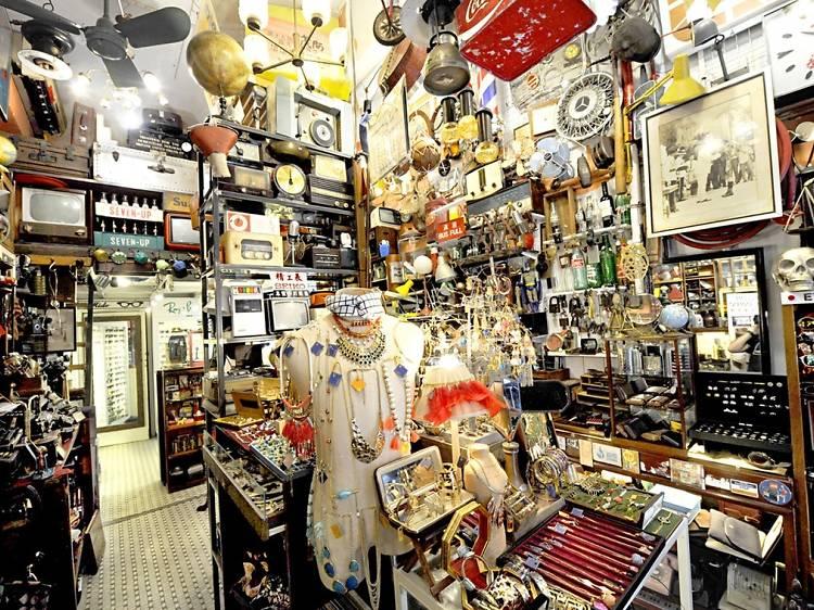 The best shops in Hong Kong