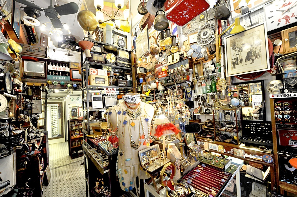 The best shops in Hong Kong