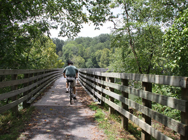Virginia Creeper National Recreation Trail