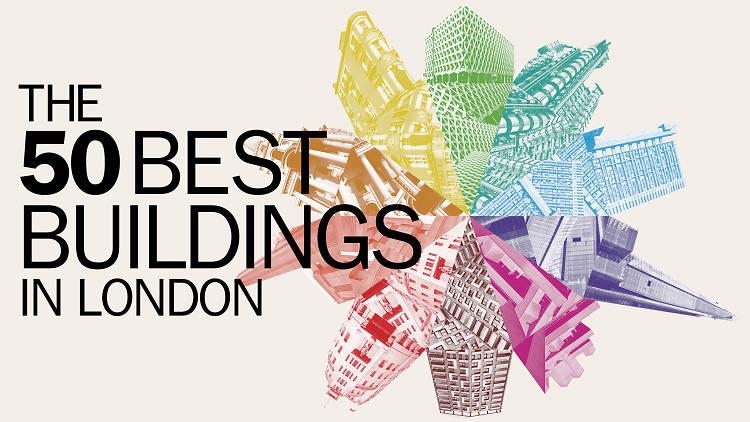 Best buildings in London lead image