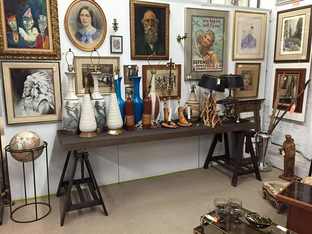 Stuff SF - Where To Find San Francisco's Best Antique Stores