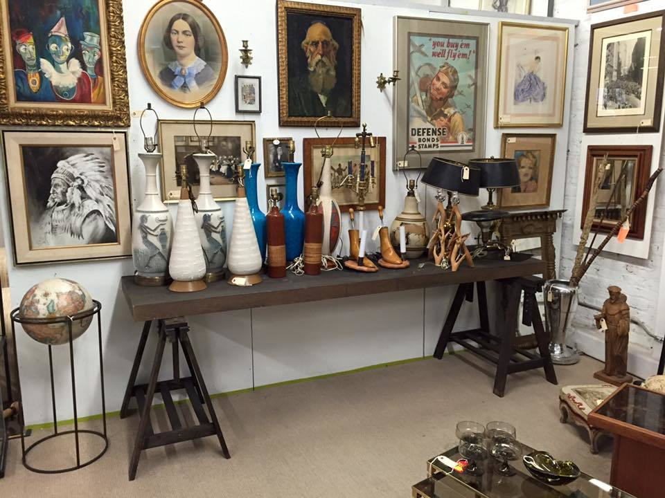 Where to find san francisco s best antique stores for Buy reclaimed wood san francisco