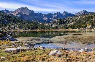 Llac Pessons, Andorra